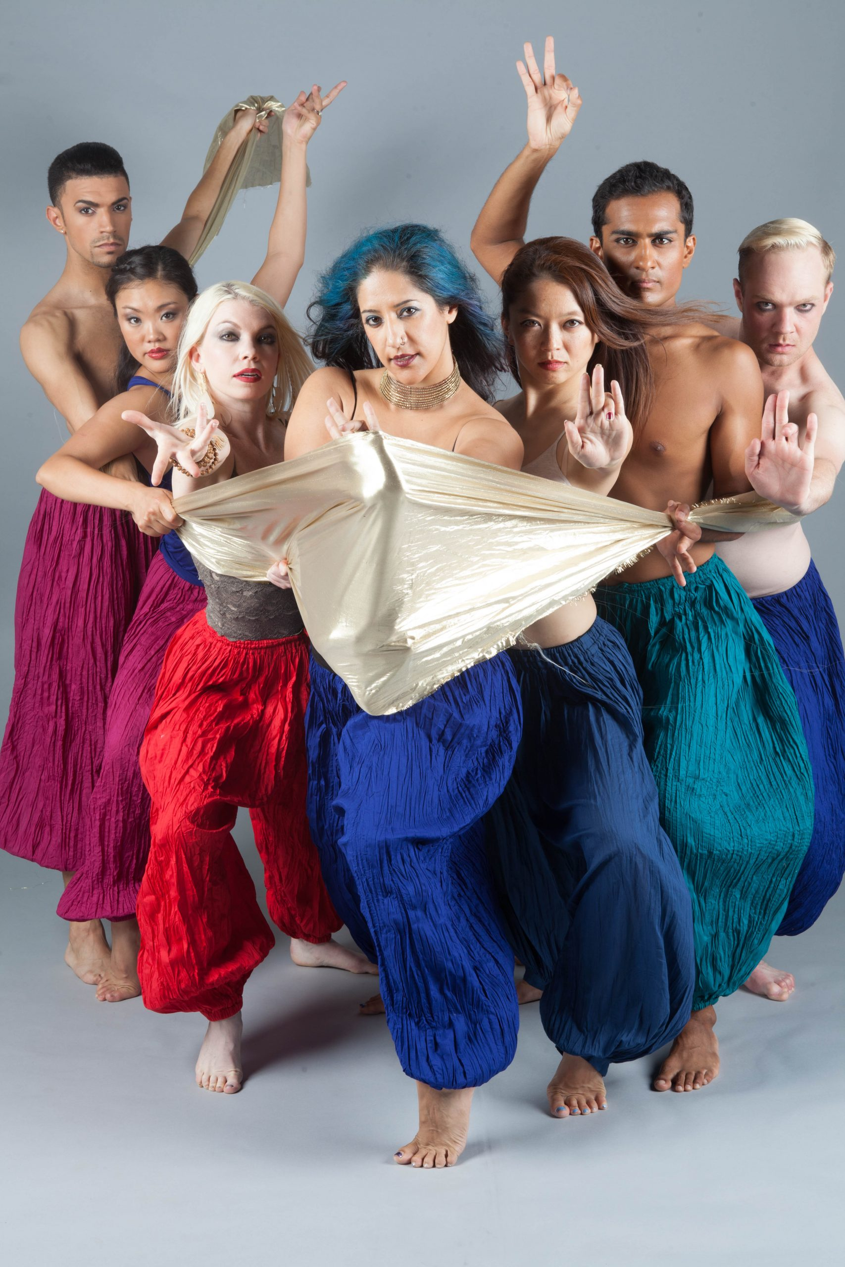 Blue13 Dance Company by Denise Leitner